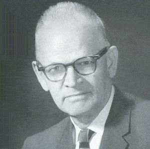 AMBUCS founder William L. White.